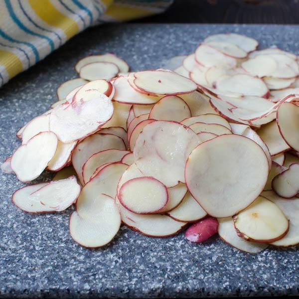 Potato and Ham Au Gratin-6