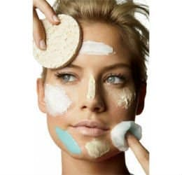Cosmeceutical topical skin interventions
