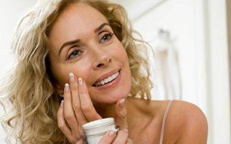 anti aging skin cream to support skin structure and function