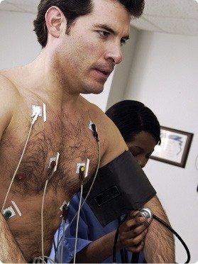 cardiovascular stress test