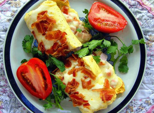 a protein breakfast