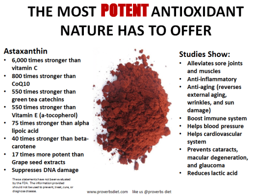 An astaxanthin compound may prolong lifespan