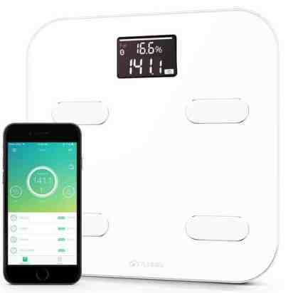 Yunmai body fat scale