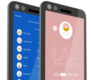 Epic Health blood monitoring app