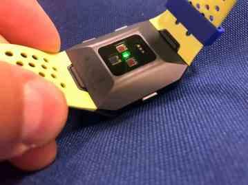 Fitbit Ionic Smartwatch introduces a blood oxygen sensor