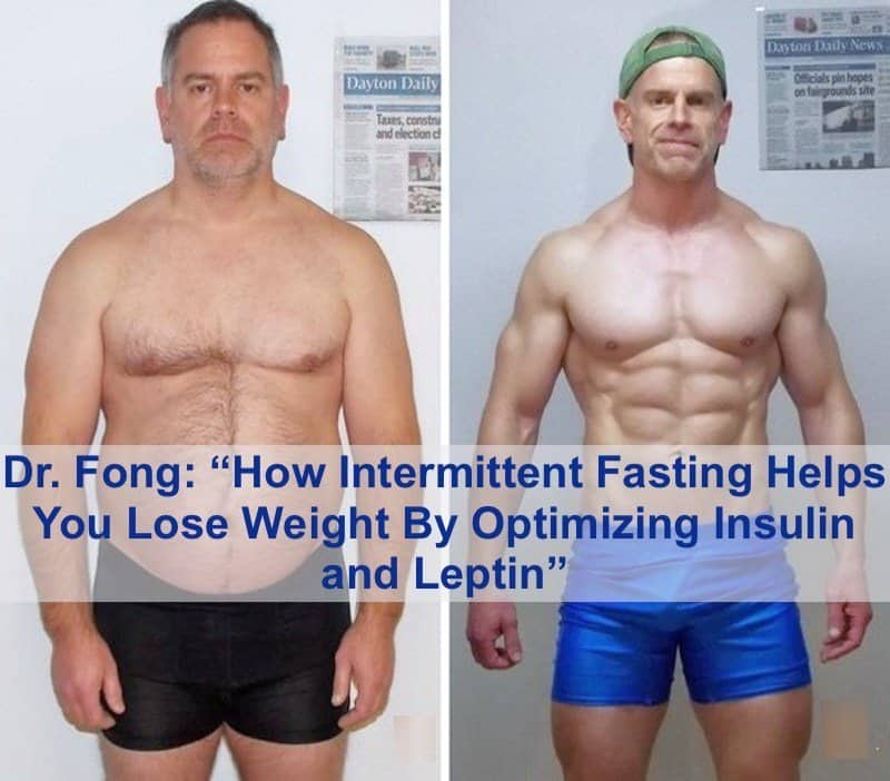 Dr Fong How Intermittent Fasting Helps You Lose Weight By