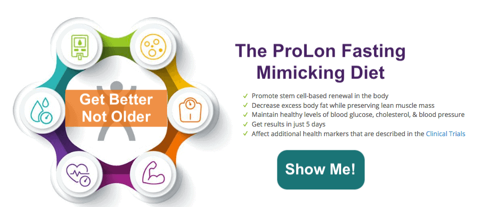ProLong Fasting Mimicking Diet
