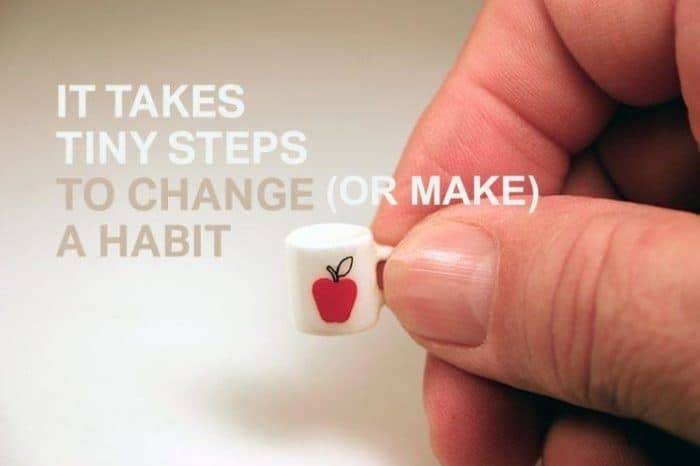 Why Good Habits Are Tiny Ones