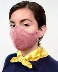 Get reusable antiviral face mask to protect yourself and others.