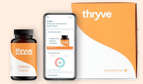 Thryve Gut Health Test