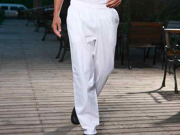chef trousers woman