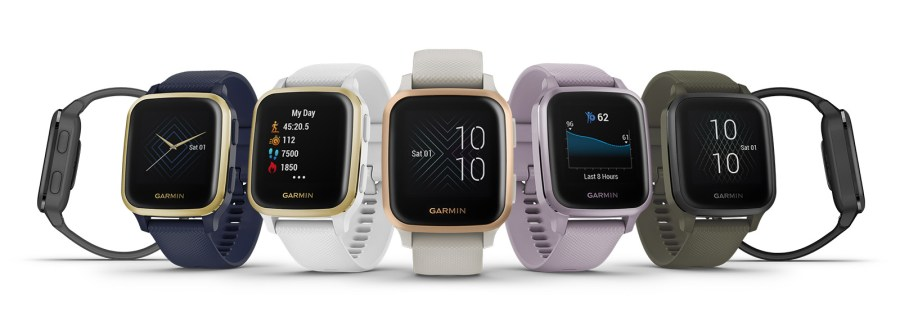 Smartwatches with Gorilla glass