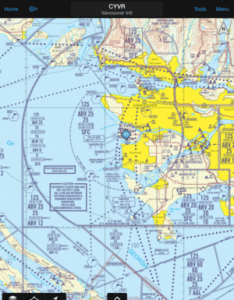 Screen shot at am also garmin pilot offers expanded coverage in canada to include canadian rh