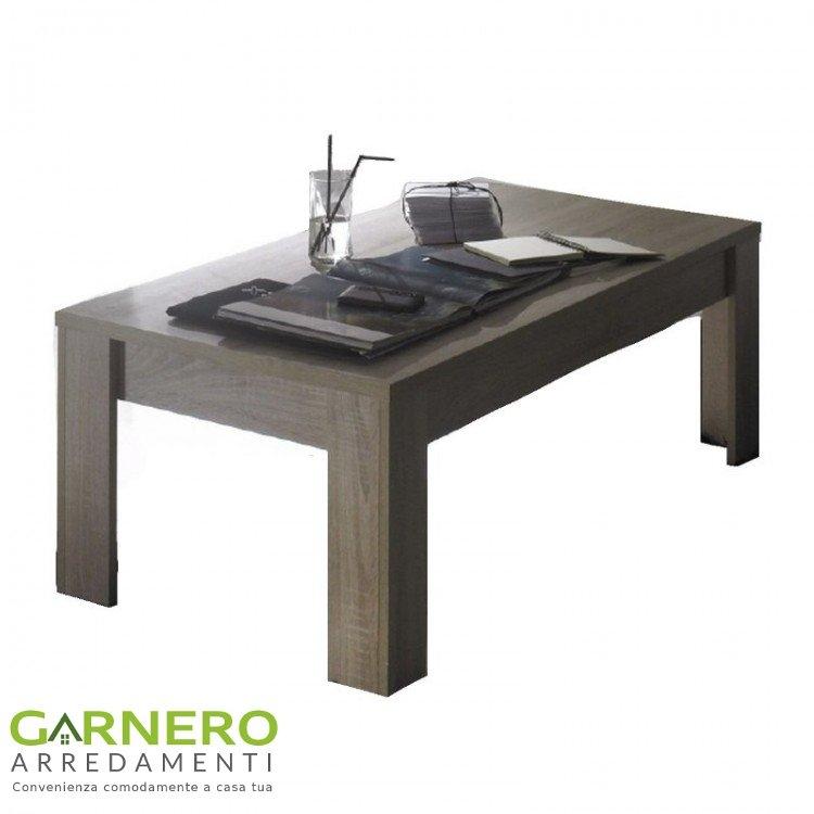 Tavolino da salotto RUSTICA rovere samoa minimale
