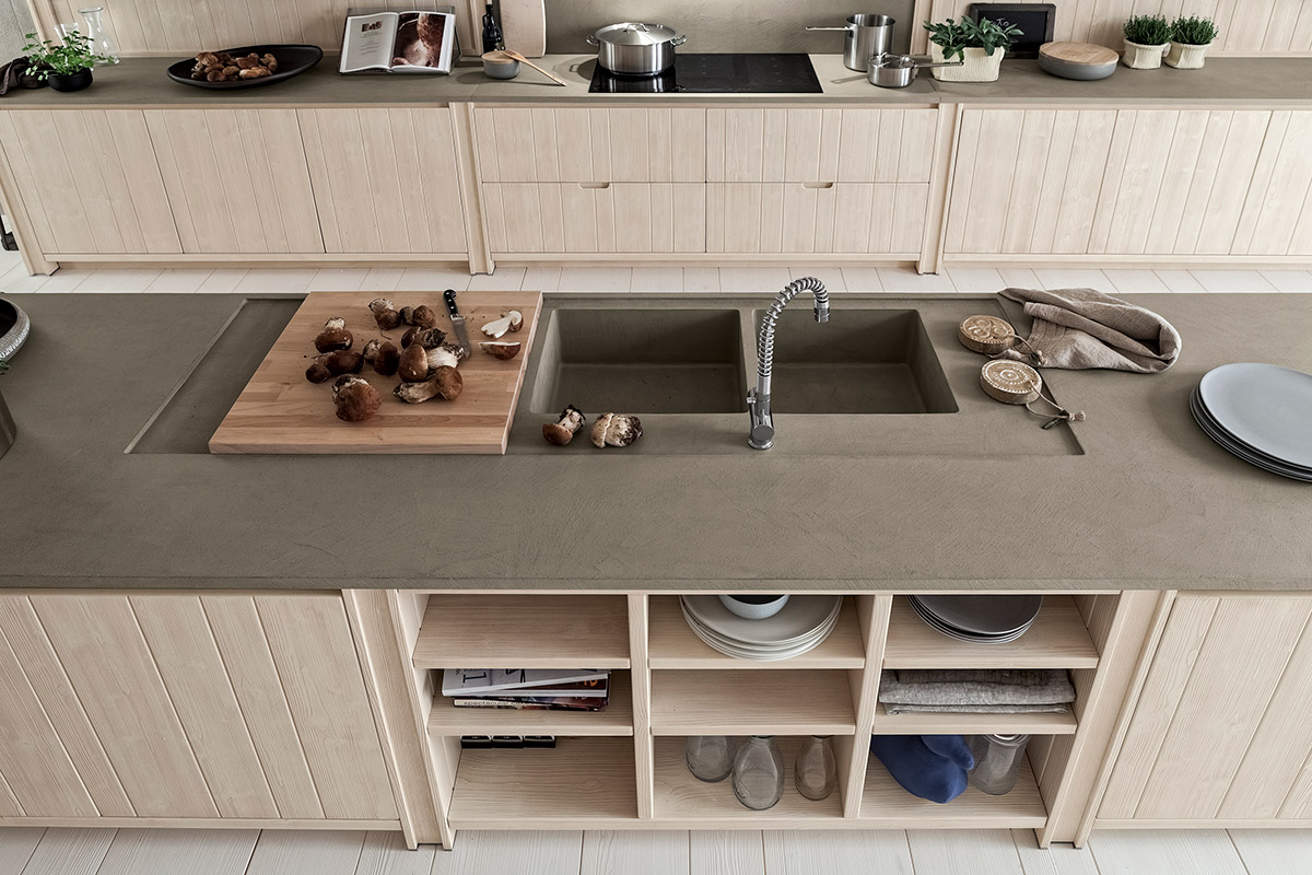 Cucina Pimento Garnero design