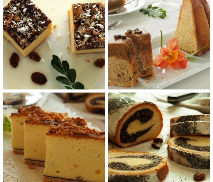 Sernik idealny i inne ciasta