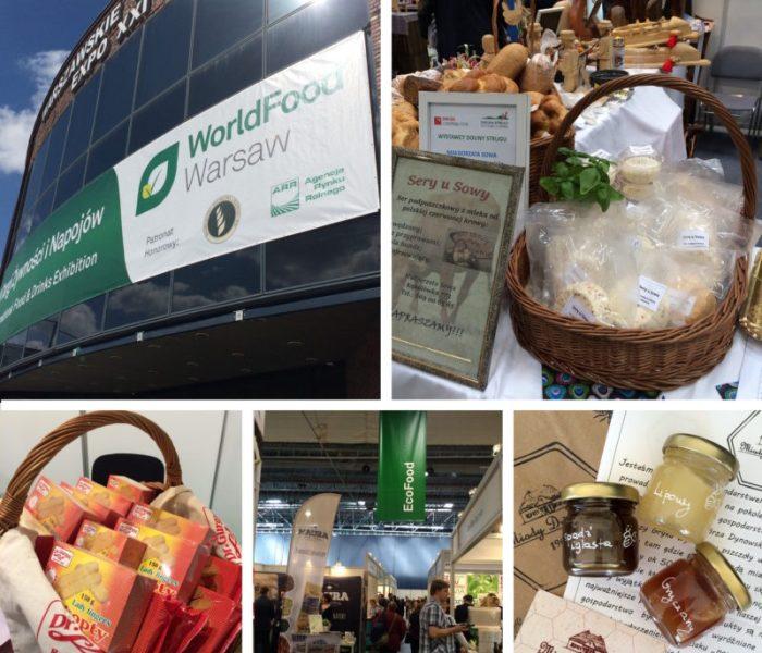 Relacja z warszawskich targów żywności
