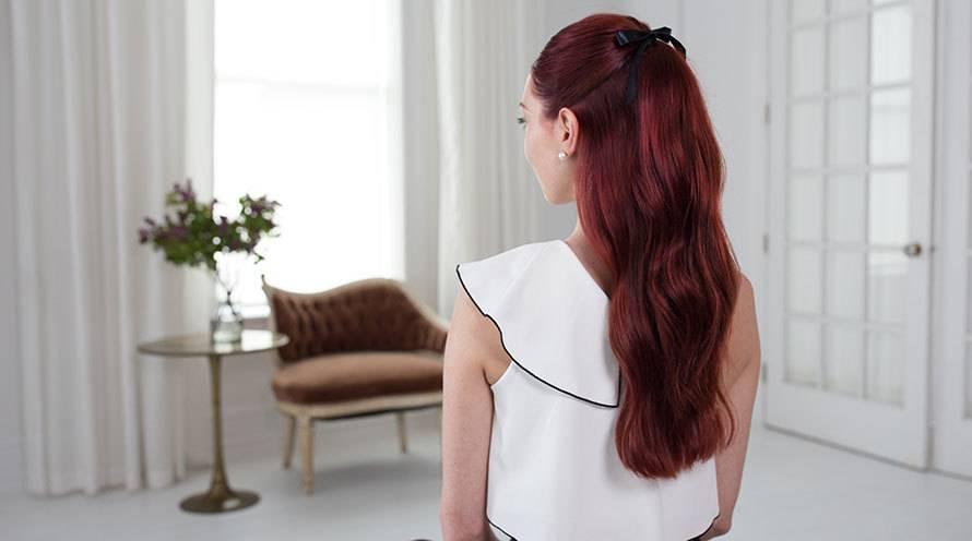 why red hair dye