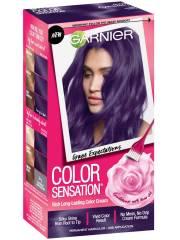 color sensation intense purple