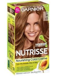 Nutrisse Nourishing Color Creme - Light Golden Brown 63 ...
