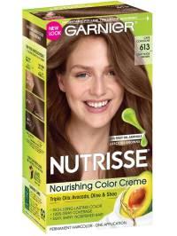 Nutrisse Color Creme - Light Nude Brown Hair Color - Garnier
