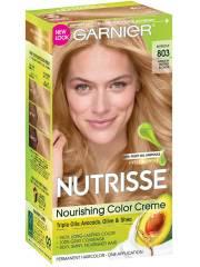 nutrisse color creme - medium buttery