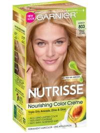 Nutrisse Color Creme - Medium Buttery Blonde Hair Color ...