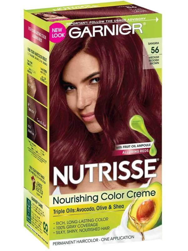 Brown Hair Color Nutrisse Color Creme Nourishing