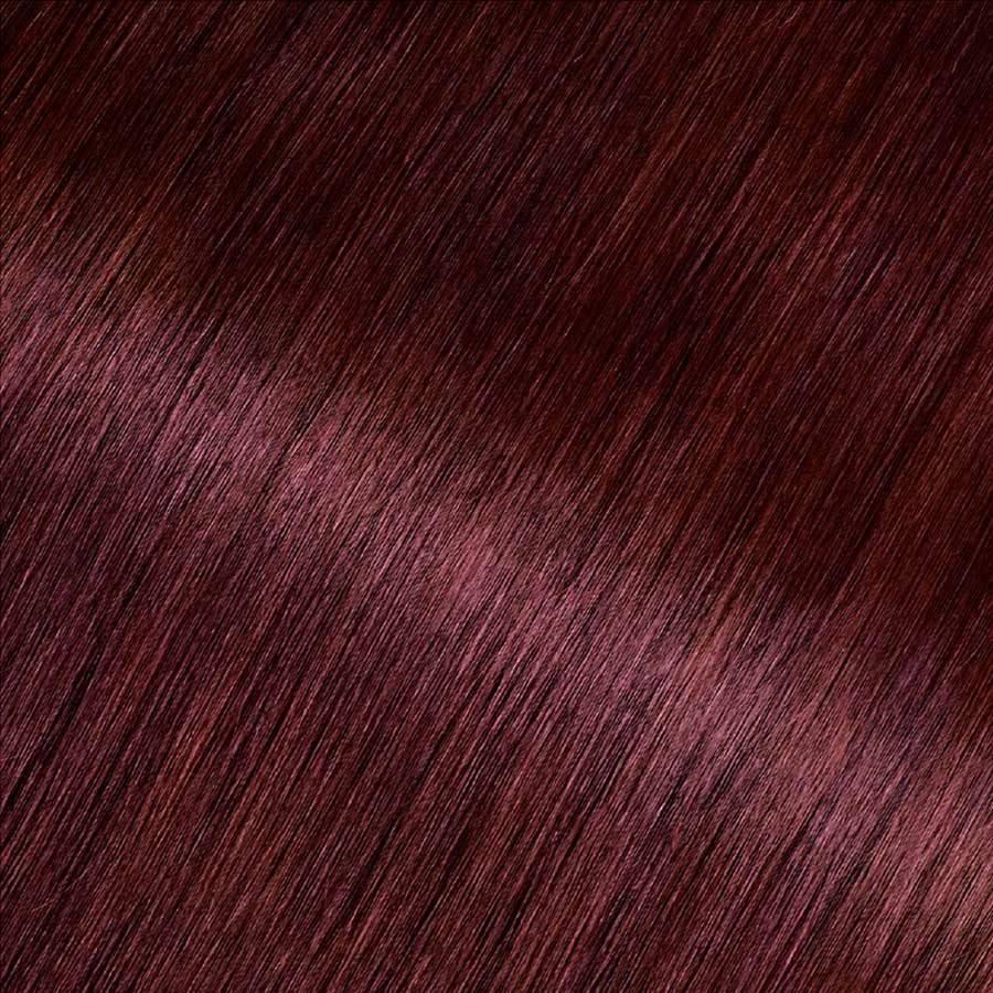 Olia Ammonia Free Permanent Dark Intense Auburn Hair