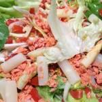 びっくりドンキーのシーハーハーサラダを家庭で食べるレシピ