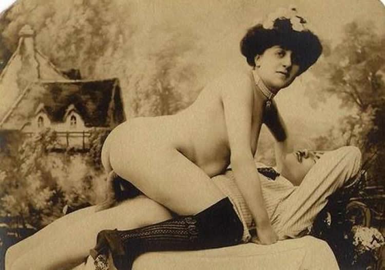 Pornografia no século XIX
