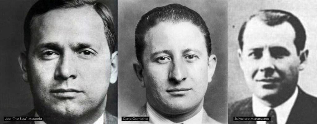 Máfia - Cosa Nostra
