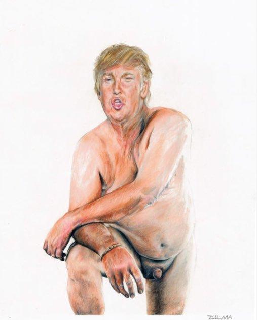 Trump pinto pequeno
