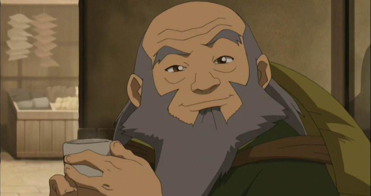 Garotas Geeks  Os melhores conselhos de tio Iroh de Avatar