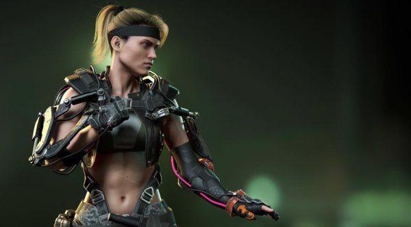 Sonya Blade no MK11