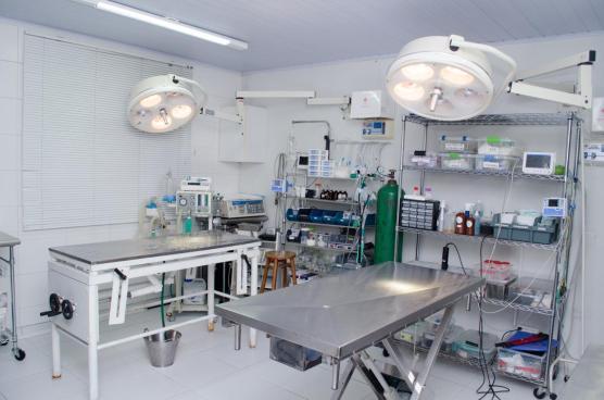 Centro Cirúrgico - Garra Hospital Veterinário