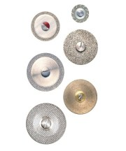 Diamond Discs Dental Rotary