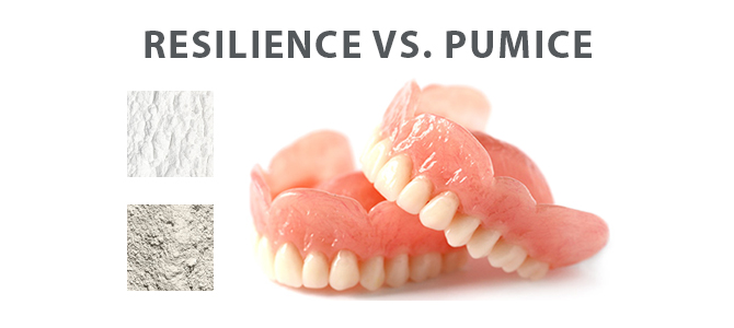 Resilience vs. Pumice – Which polishing media is better?