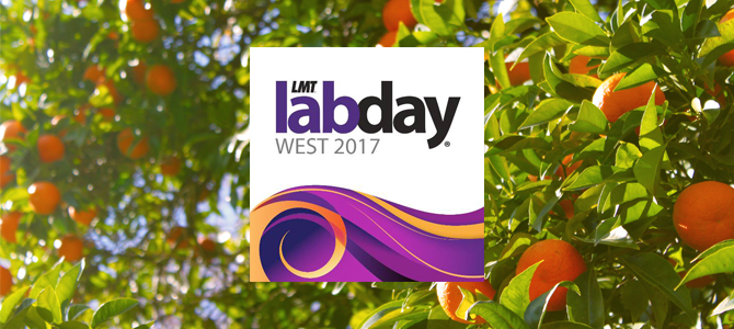 Garreco will be attending LMT Lab Day West