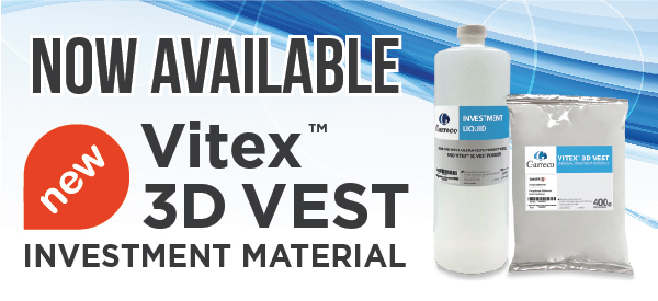 Vitex™ 3D Vest Material is Now Available!