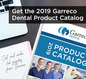 2019 Garreco Dental Product Catalog USA Made Dental Lab Supplies