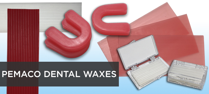 Pemaco Dental Waxes
