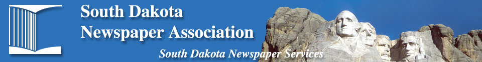 South Dakota Newspaper Association Member