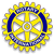 VeroBeach Lawn Landscape Rotary Logo