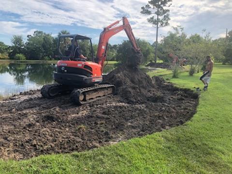 Land Clearing & Grading, Vero Beach & Sebastian, Florida
