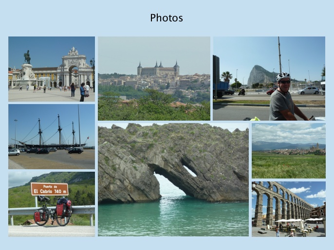 Spain and Portugal Photos