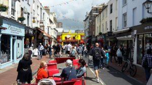 The north lanes Brighton