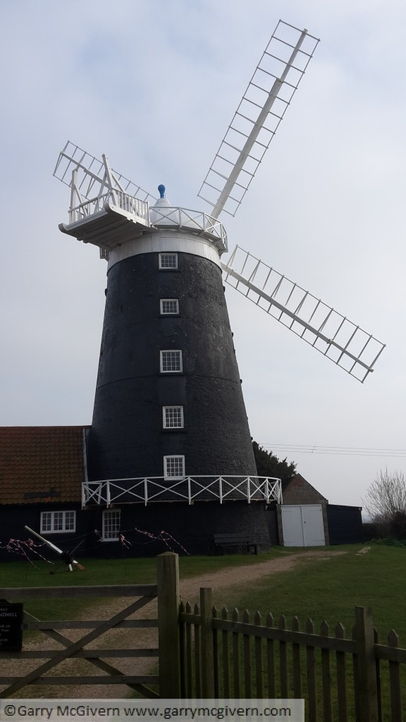 Tower Windmill Burnham Overy