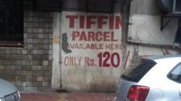 In search of the dabbawalas in Mumbai.