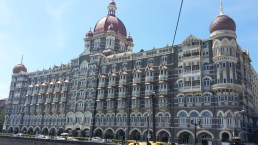 The Taj Mahal Palace Mumbai.